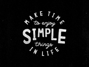 time to simple